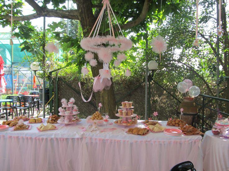 Το παρτι μπαλαρινα της Μαριας- το δικο σας παρτι-γενεθλια
