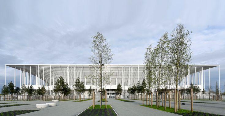 herzog & de meuron inaugurates the new bordeaux stadium