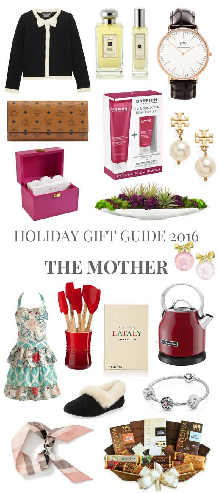 HOLIDAY GIFT GUIDE 2016 THE MOTHER // Shoegal Out In The World