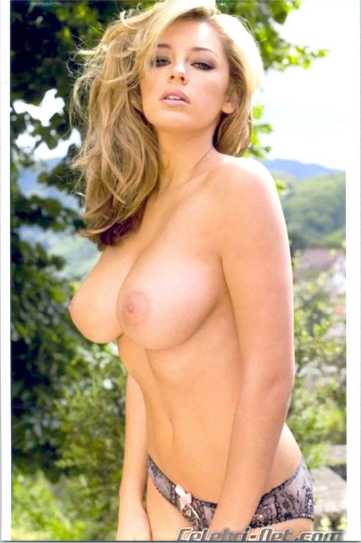 British Glamour Model Keeley Hazell Shows Tits-Quality Porn-2667