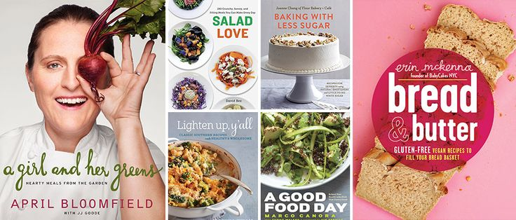 """Lighten Up   The 10 best new healthy cookbooks for winter and spring 2015 - TastingTable"""""""
