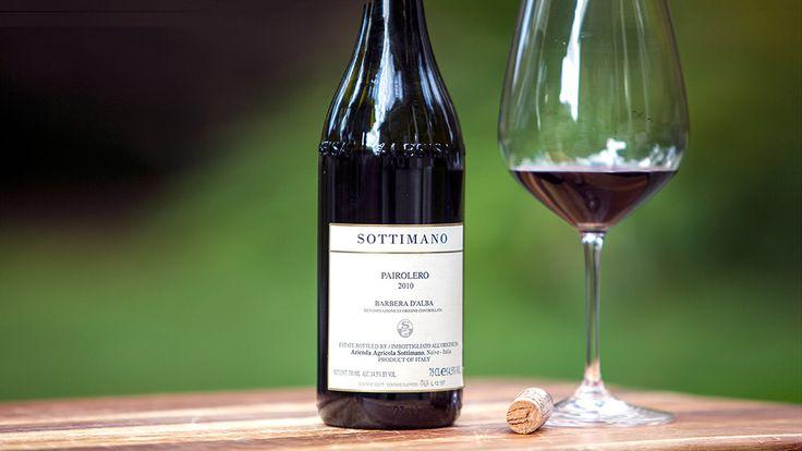 Sottimano Pairolero Barbera wine