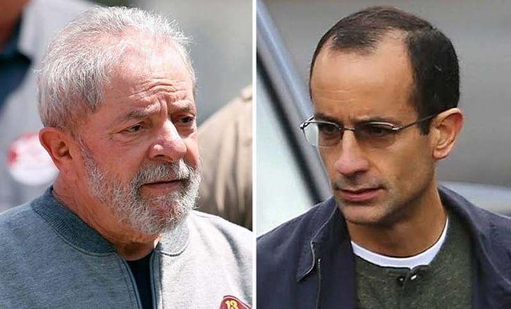 Lula e Marcelo Odebrecht são denunciados por suspeitas em obras em Angola. O ex-presidente Luiz Inácio Lula da Silva e outras dez pessoas - entre elas...