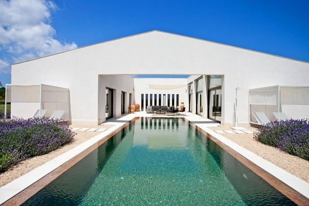 Prefabricated Passive House in Mallorca - Stephen Nickel
