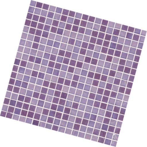 Candy Mauve Mosaic  295X295mm  97621 Beaumont Tiles