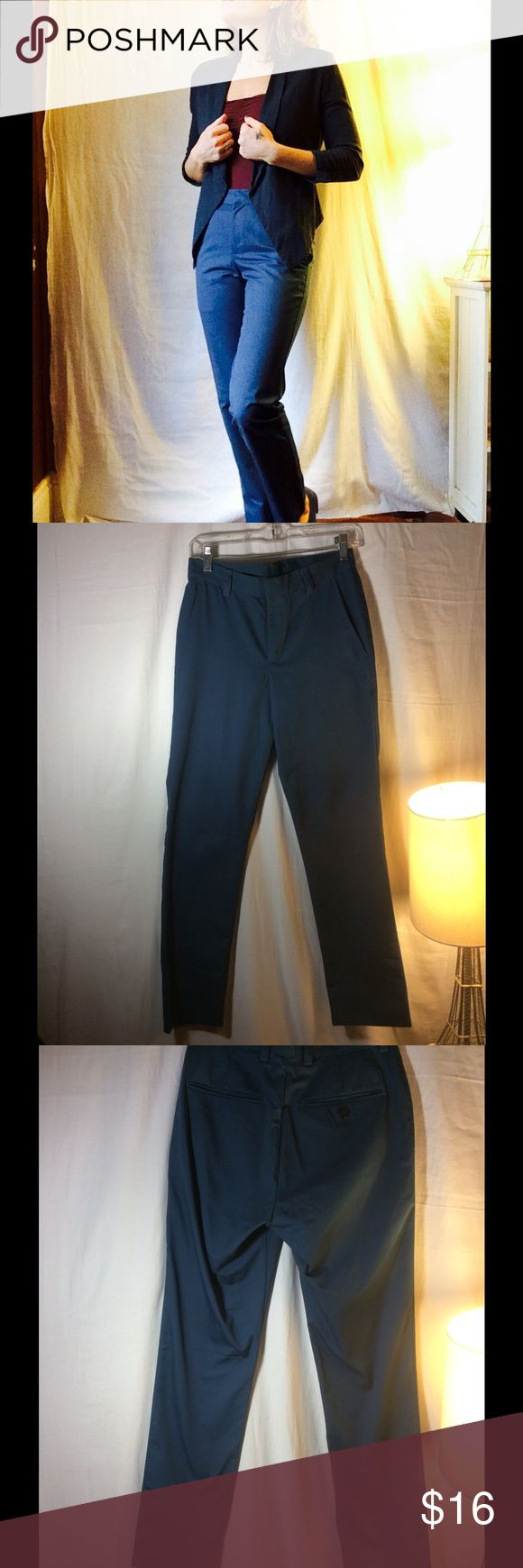 American Apparel Blue Twill Pant 28 American Apparel Blue Twill Pant 28. In excellent condition. Only worn once. American Apparel Pants Trousers