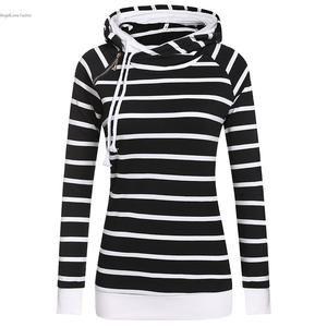 Nautical double Hoodie Sweatshirt