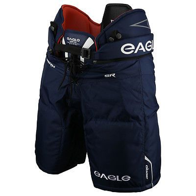 Pads and Guards 20856: New Eagle Ppf X705 Blue Size 180 Ice Hockey Pants -> BUY IT NOW ONLY: $79.99 on eBay!
