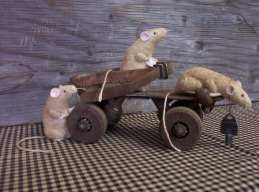 The 530 best Needle felted mice. Ratones de lana afieltrada images ...