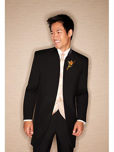 Casual Yet Classy Suits For The GroomTheKnot.com -