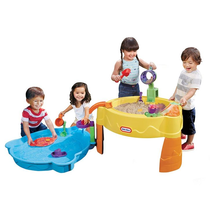Young Treasure Seekers Will Have An Exciting Time Looking For Buried  Treasure With The Little Tikes Treasure Hunt Sand U0026 Water Table.