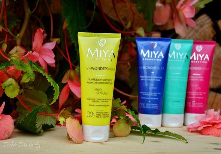 MIYA Cosmetics myWONDERBALM - Hello Yellow