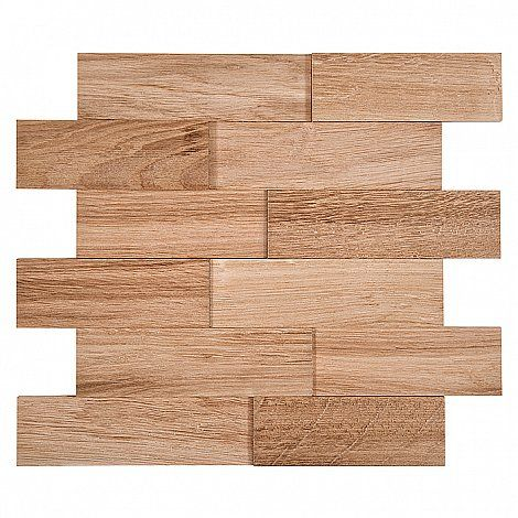 OAK DECK EGR - DUNIN. wooden mosaic, drewniana mozaika, drewno
