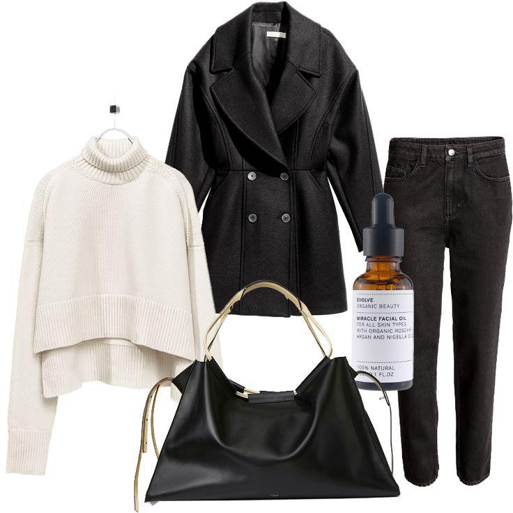 Johanna P. Blog - Fashion Mood Board - minimal style - Denim, Céline bag