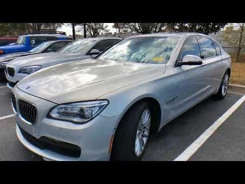 2015 BMW 7 Series 750Li XDrive In Winter Park FL 32789