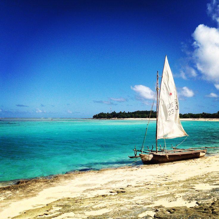 Beautiful Mystery Island, Vanuatu.