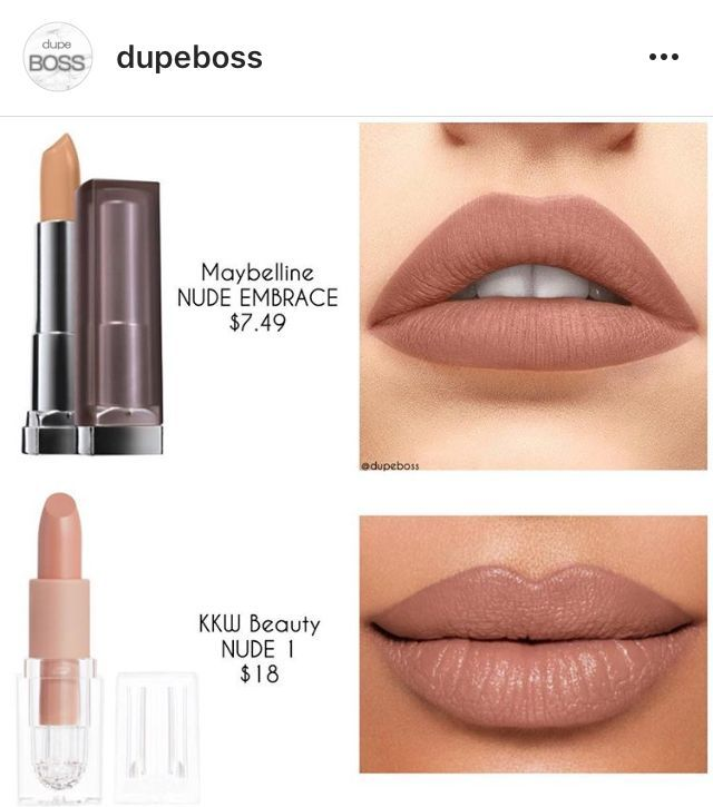 Cheaper makeup drugstore!