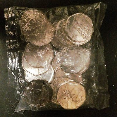 #Sealed bag of 20 #olympic 2011 50p coins #mixed: rowing, weightlifting, basketba,  View more on the LINK: 	http://www.zeppy.io/product/gb/2/361398197306/
