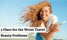 Traveling this week? Learn how to hydrate that dry skin or beat jet lag!