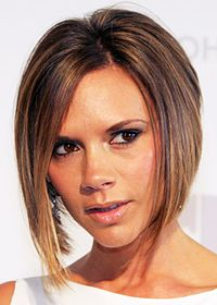 Wondrous 1000 Ideas About Posh Spice Hair On Pinterest Short Hairstyles Short Hairstyles Gunalazisus