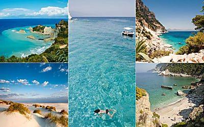 Die schönsten Inselstrände Europas