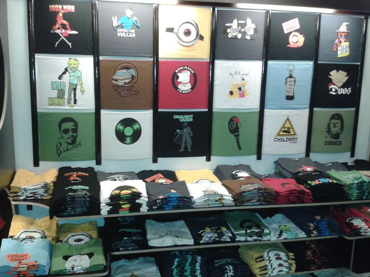 Best 25  Tshirt display ideas retail ideas on Pinterest | Kids ...