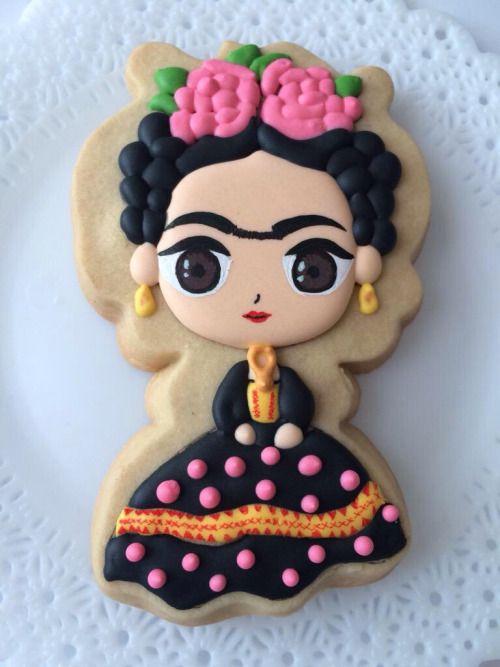 Galleta Frida