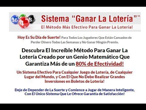 """Resultado de la Lotería: """"Trucos-Para-Ganarse-La-Loteria""""-Utilizando-Un-""""Si..."""