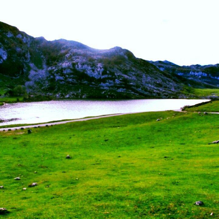 Los Lagos.  #Picosdeeuropa #Asturias
