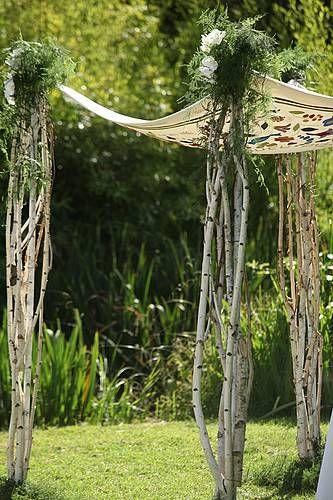 huppa decorations | ... Many Sides of Chuppah : wedding atlanta ceremony decor Beautif beautif