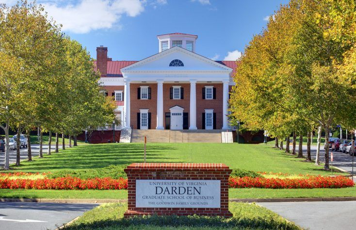 UV Darden School Announces Fall 2018 Deadlines MBA Essay Question