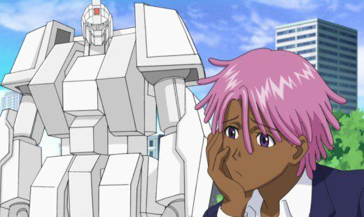 neo yokio, anime, tv show, season 1, review, production i.g. studio deen, netflix