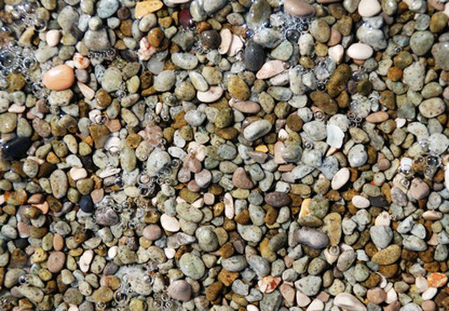 How to Put Pebbles on Cement Steps | Hunker
