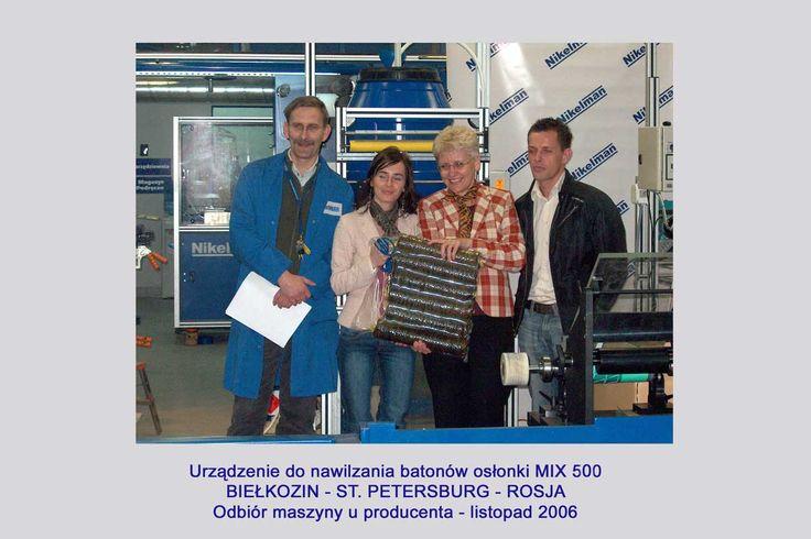 2006 - BIELKOZIN- Nikelman RTU 500 - 2006  #nikelman #kadrycnc #prints #printer #casings #printingmachine#print #casing #machine #twosideprint #UV #iR #precisionprint#kadrycnc #artificial#sausage #casings #Packaging#shirred #sticks #or #ready #RTU#packages #to #the #cartons