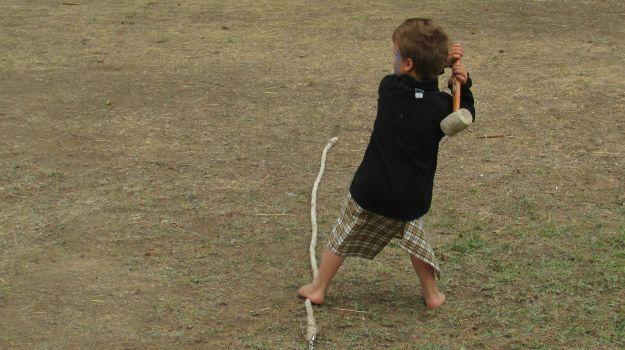 scottish hammer throw for kids - Google Search
