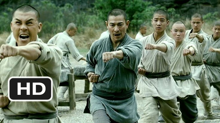 great movie about the destruction of the shaolin temple... seen it 3 times :)