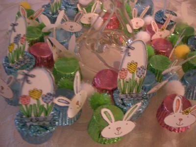 bunniesPeanut Butter Cups