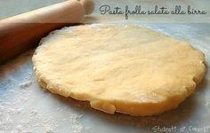 La pasta frolla salata alla birra è una base ideale per crostate e torte salate. La ricetta è molto semplice e garantisce un risultato fantastico..