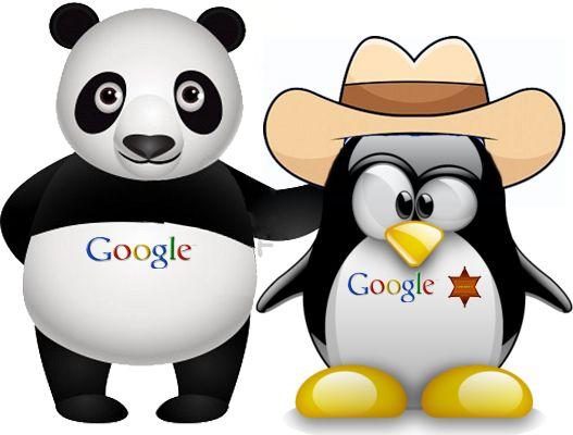 Google Penguin – istoricul modificarilor de algoritm