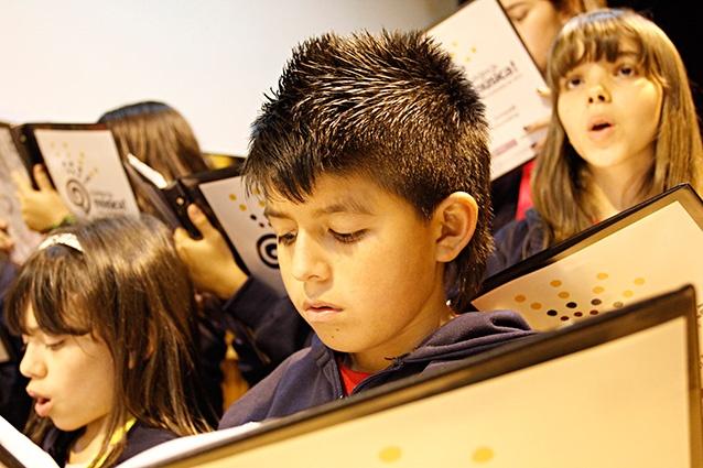 [Música ] .@CelebralaMusica El coro en ensayo (9) por .@EDWARDLORAM