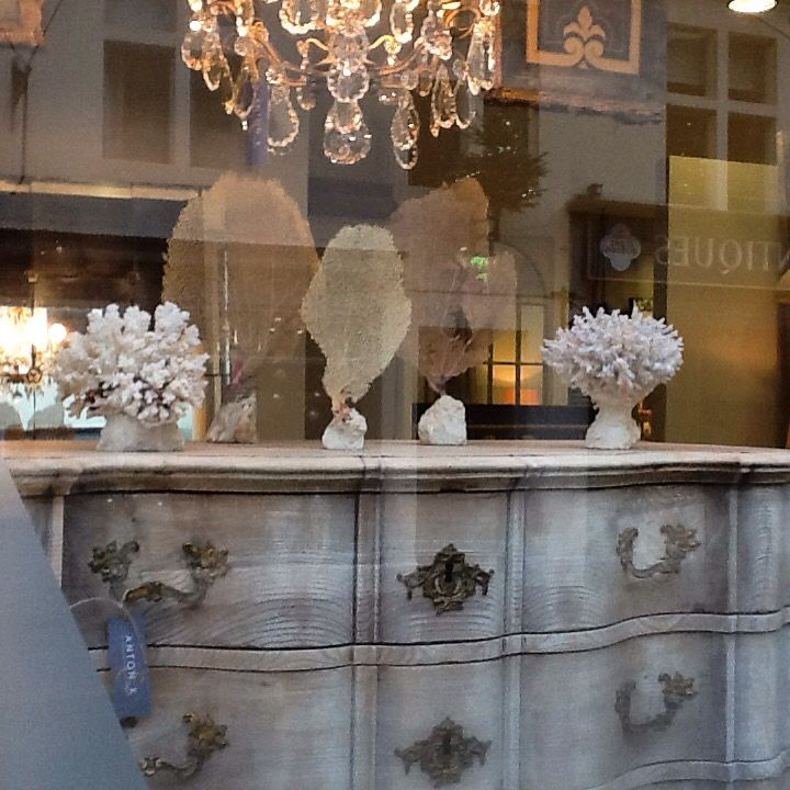 Anton & K shop window