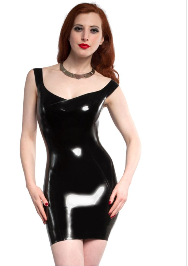 Short and sexy latex