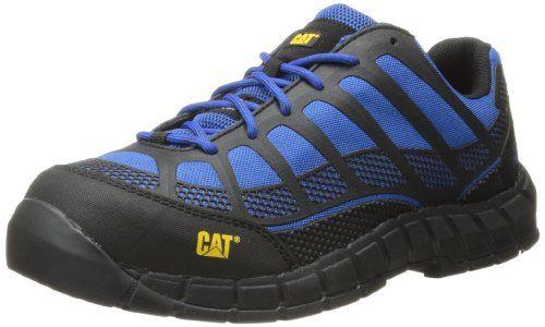 cool Caterpillar Men's Streamline Comp Toe Running Shoe