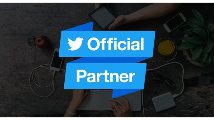 There Are 6 New Companies in the Twitter Official Partner Program – Adweek