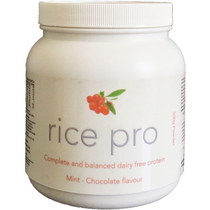Rice pro - Rice protein powder   Phytonutrients