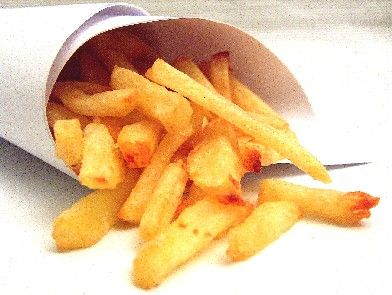 "This is the real frites, from BELGIUM!! Not ""french frites"", they are not from France... They are original from BELGIUM!!"