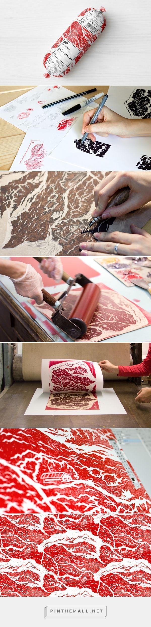 Krasnogorie - Packaging of the World - Creative Package Design Gallery