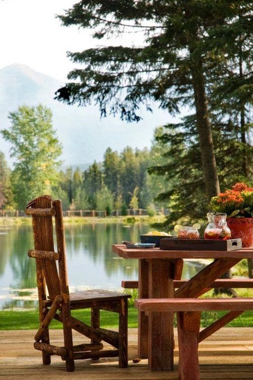 ~ Summers At The Lake ~