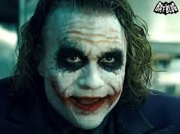 Image result for heath ledger joker makeup