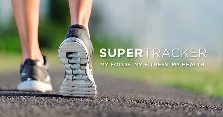 USDA's Super Tracker helps users set goals for healthy eating and being more active, and keep track of their progress.